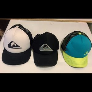 Used boys hats